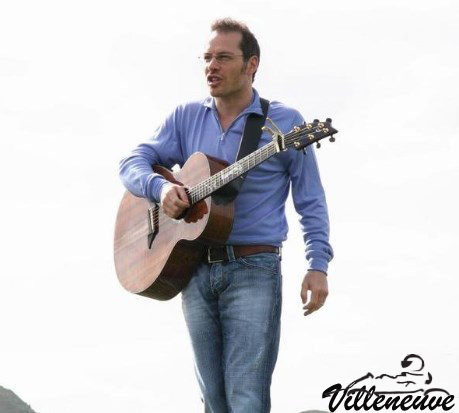 Jacques Villeneuve favorite music
