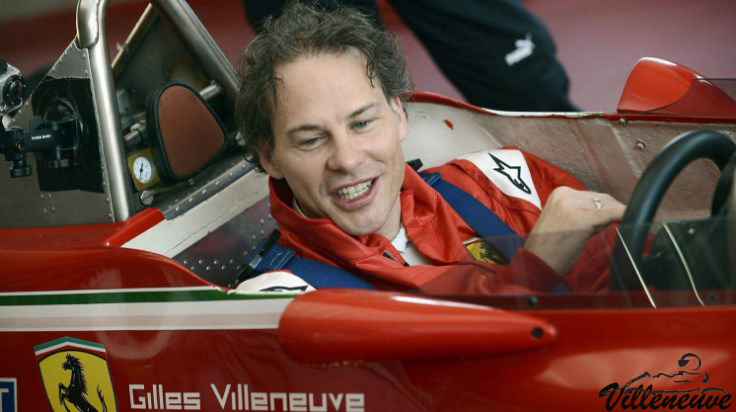 Jacques Villeneuve favorite movie